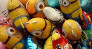 Folieballoner til festlige lejligheder
